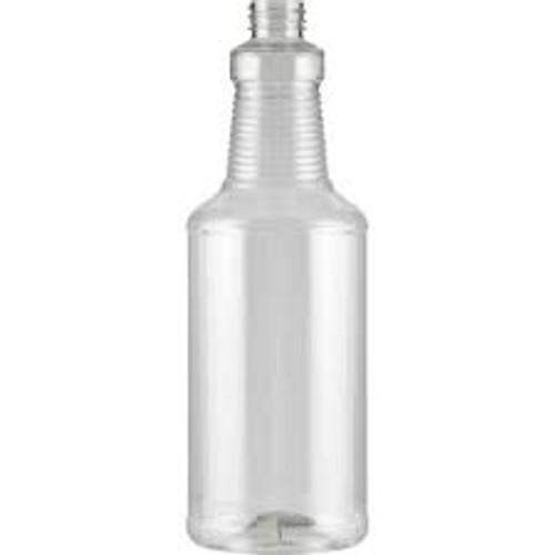 32oz Clear Plastic Bottle