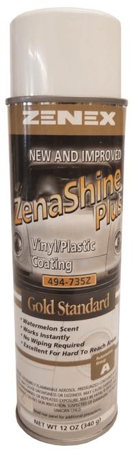 Zenex ZenaShine Plus Vinyl/Plastic Coating Gold Standard