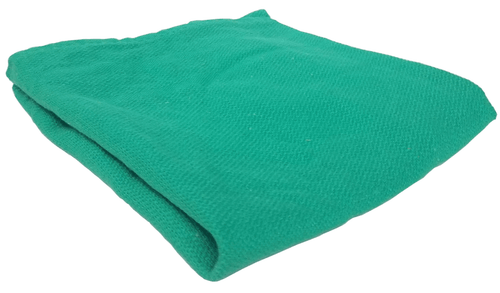 Green Recycled Surgical Towel
