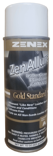 ZenAllure Leather Cleaner & Conditioner