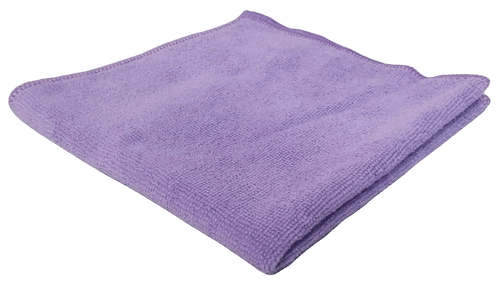 Reli Trusted Products Purple Premium Microfiber Towel