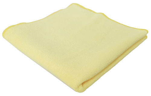Reli Trusted Products Yellow Premium Microfiber Towel