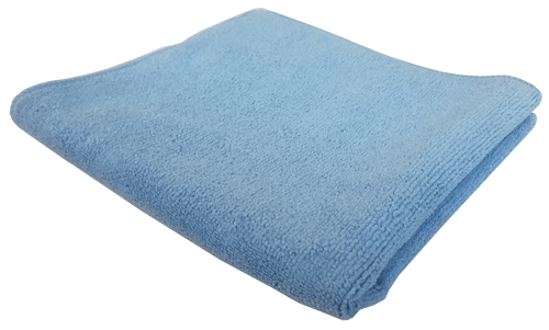 Reli Trusted Products Blue Microfiber Towel