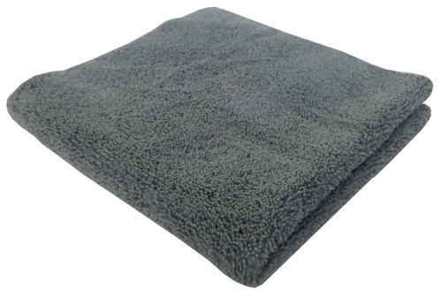 Reli Trusted Products Gray Edgeless Towel  Front