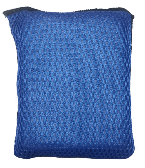 Reli Trusted Products Blue/Black Bug Sponge (Blue Side)