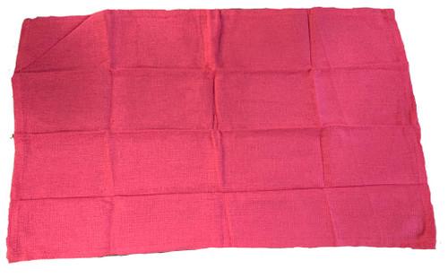 Pink Huck Towel