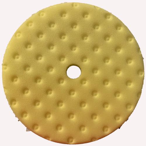 "Lake Country CCS Yellow Foam Cutting Pad 8"""