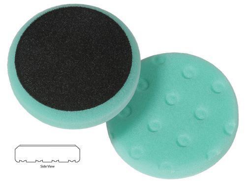 "Lake Country CCS Green Foam Polishing Pad 3.5"""