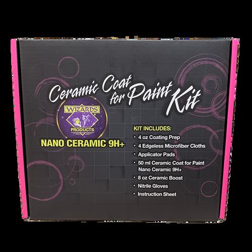 Wizards Ceramic Coat for Paint Kit
