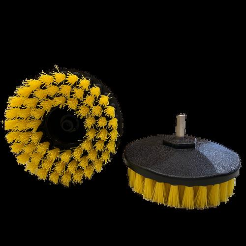 Yellow Drill Brush