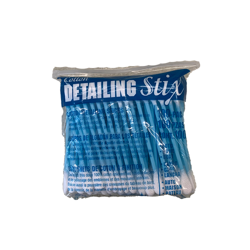 SMA-85-506 Cotton Detail Sticks 100-Pack
