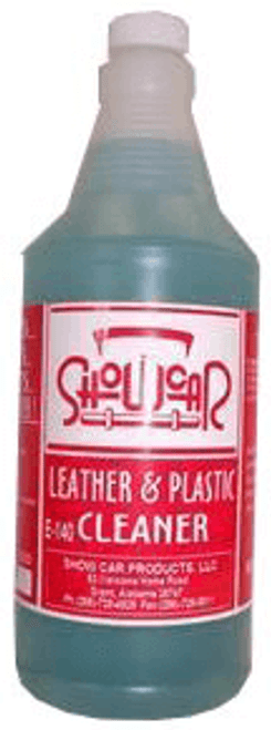 Show Car Leather & Plastic Cleaner