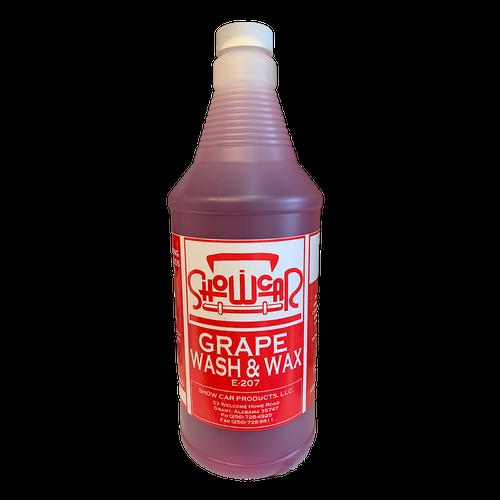 Show Car Grape Wash & Wax