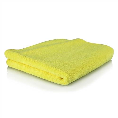 "Ultra Plush Microfiber Towel 16""x16"" - 80% Polyester, 20% Polymide polishes, buffs, shines and removes excess polish without scratching.  Also excellent for wipe down and drying."
