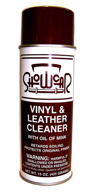 Show Car Vinyl & Leather Cleaner