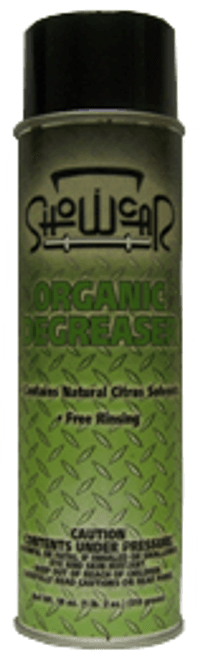 Show Car Product's Organic Degreaser