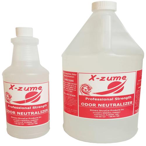 Show Car Products' X-Zume Quart/Gallon