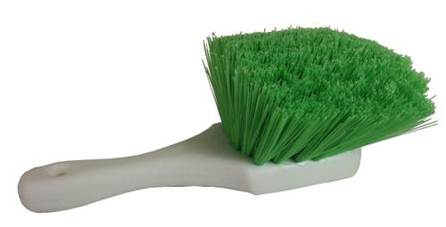 Hi-Tech 857CR Short Handle Nylex Brush