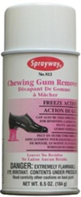Sprayway Chewing Gum Remover
