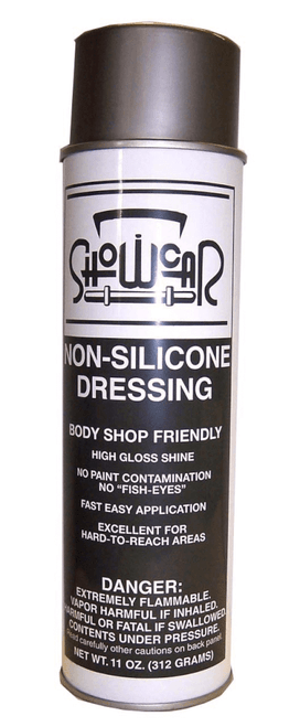 Show Car Product's Non-Silicone Dressing
