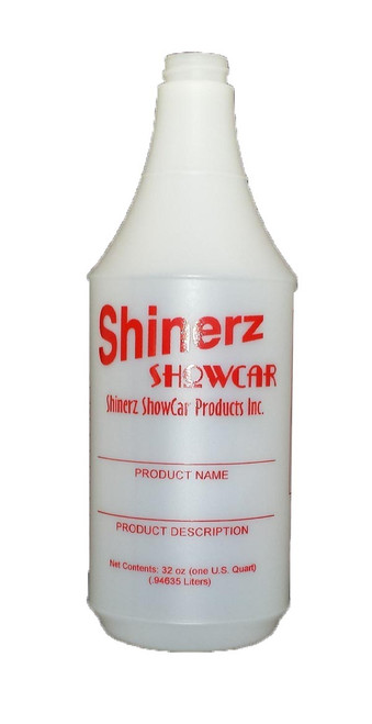 32oz Spray bottle with Logo