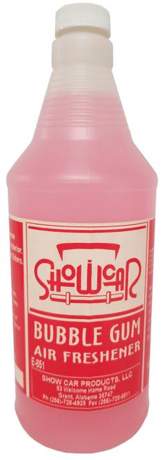 Show Car Water Based Fragrances Quart