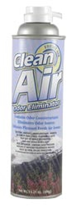 Hi-Tech Clean Air 20oz odor Eliminator contains odor counteractants to eliminate odor source and release a pleasant Fresh Air aroma.
