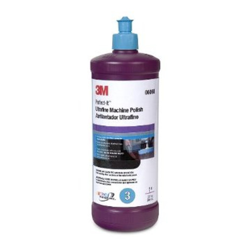 3M™ Perfect-It™ EX Rubbing Compound is 3M's best rubbing compound when looking for performance, cutting, and smooth handling.