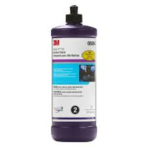 3M™ Perfect-It™ EX Machine Polish provides the same great speed and finish as Perfect-It™ Machine Polish - plus it works for longer without drying, which means you can use less material.