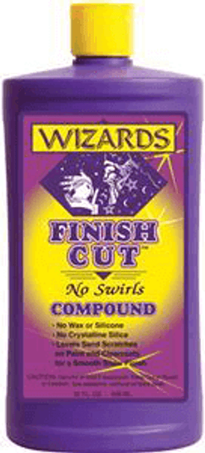 Wizards Finish Cut Compound