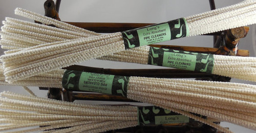 Pipe Cleaners for Extra Long Churchwarden Pipes - FloggleWerks