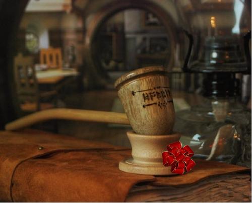 Hobbit Rune Pipe | FloggleWerks Personalize FREE