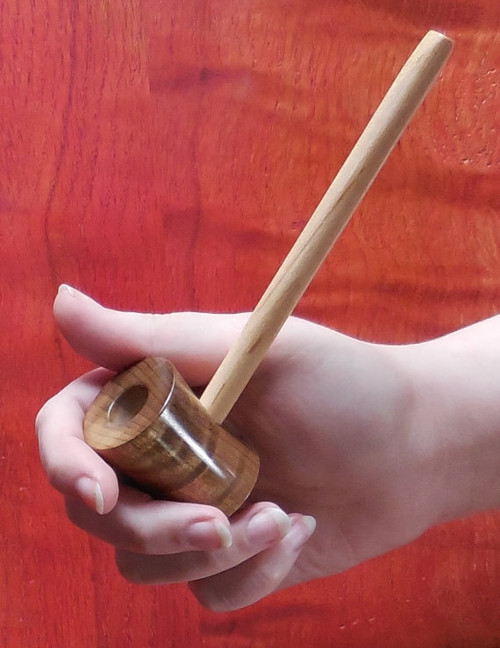 Mini Lazy Hobbit Pipe | FloggleWerks