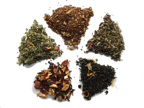 Middle Earth Maidens Herbal Blends | FloggleWerks