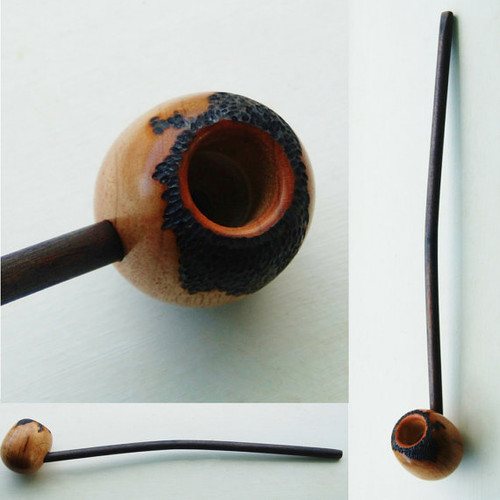 Iron Forged Long Pipe | FloggleWerks