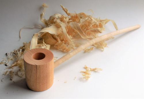 DIY Hobbit Pipe   FloggleWerks