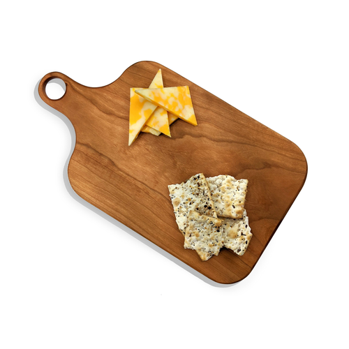 Cherry Footed Charcuterie Cheese Board   Butcher&Block
