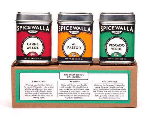 Spicewalla Taco Collection Alternate View