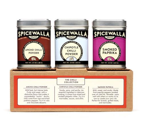 Spicewalla Chilli Collection
