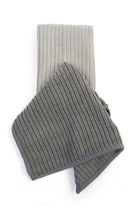 RSVP Dish Cloth Microfiber Set of 2 Dark Gray Light Gray
