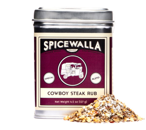 Spicewalla Cowboy Steak Rub Blend