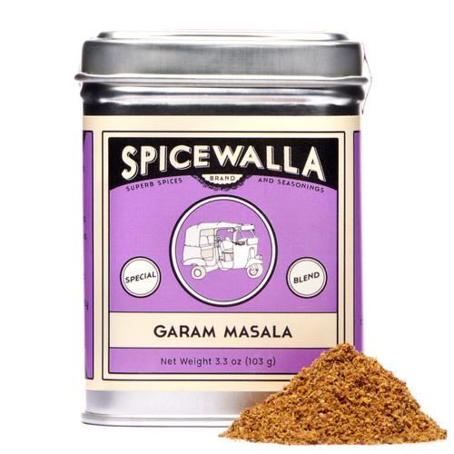 Spicewalla Garam Masala on a white background