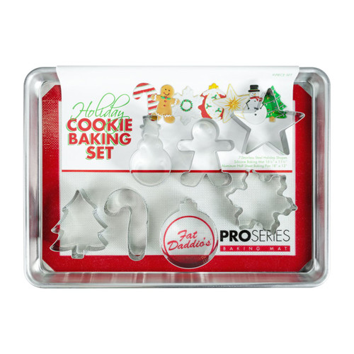 Fat Daddio's Holiday Cookie Set