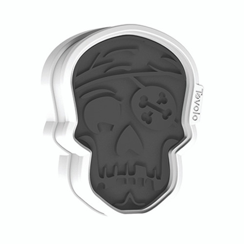 Tovolo Sugar Skull Cookie Cutters Set of 6 Main View