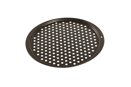 Nordic Ware Large Pizza Pan Non-Stick 12 Inch on white background