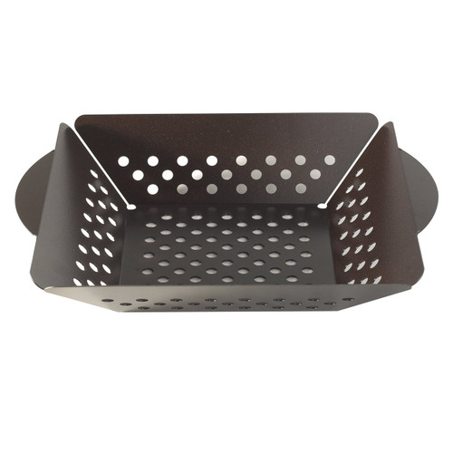 Nordic Ware Grill and Shake Basket on a white background