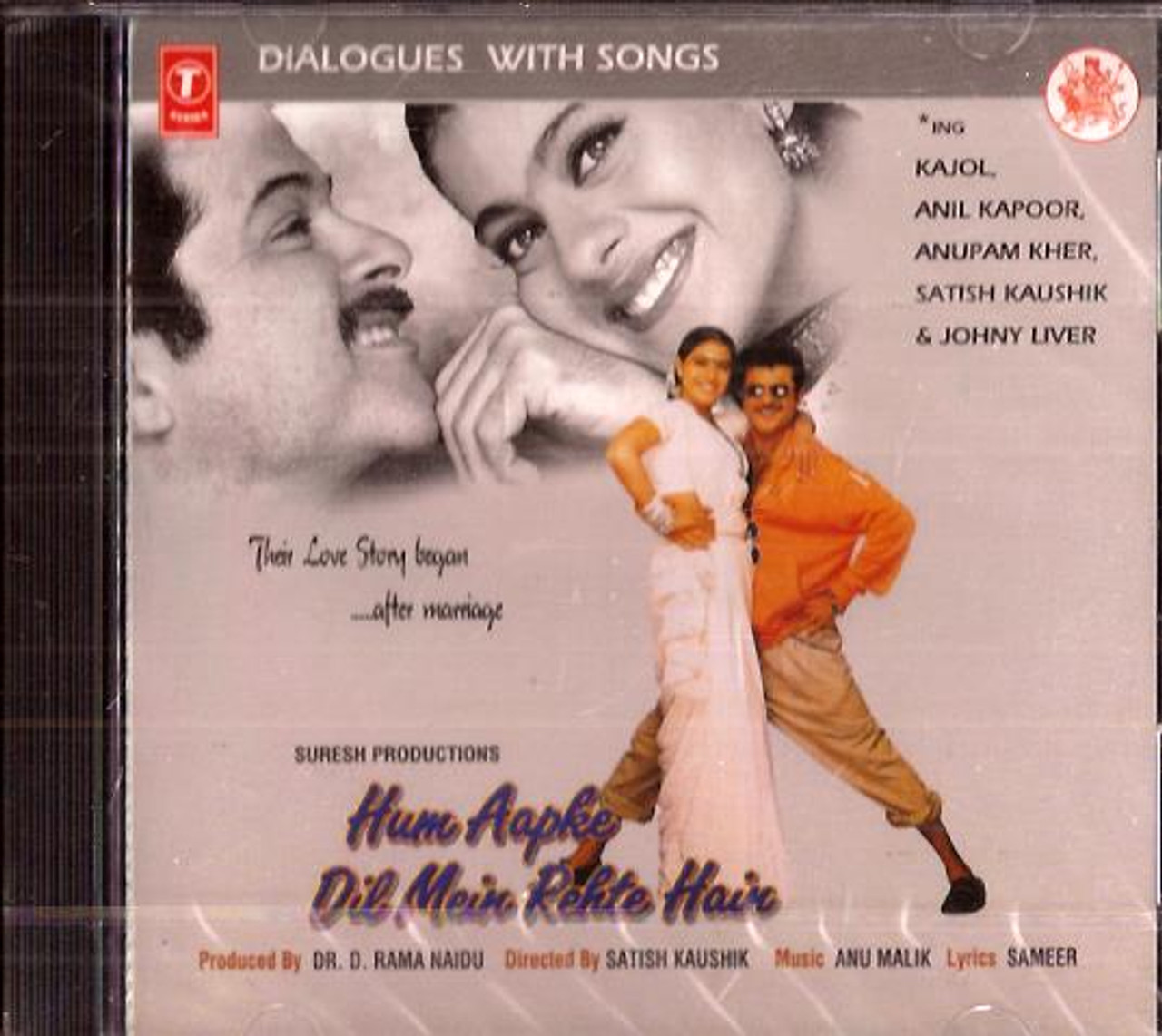 Hum Aapke Dil Mein Rehte Hain-Dialogues With Songs / CD 1999