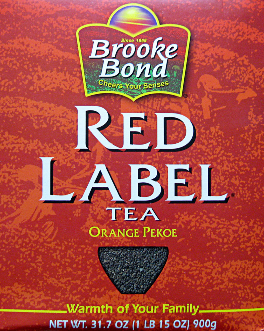 Brooke Bond Red Label Orange Pekoe Tea