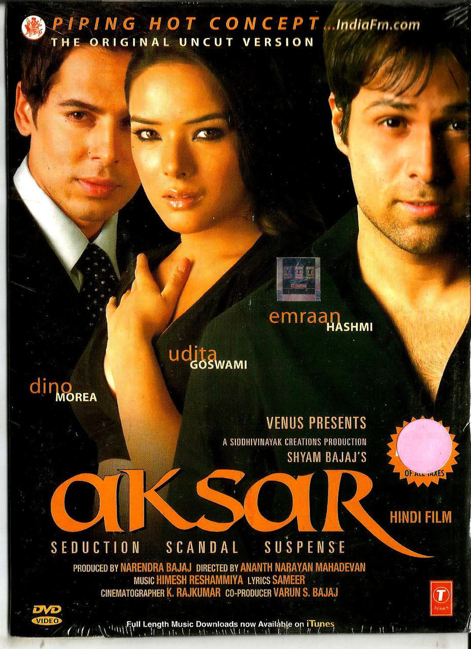Aksar DVD TS