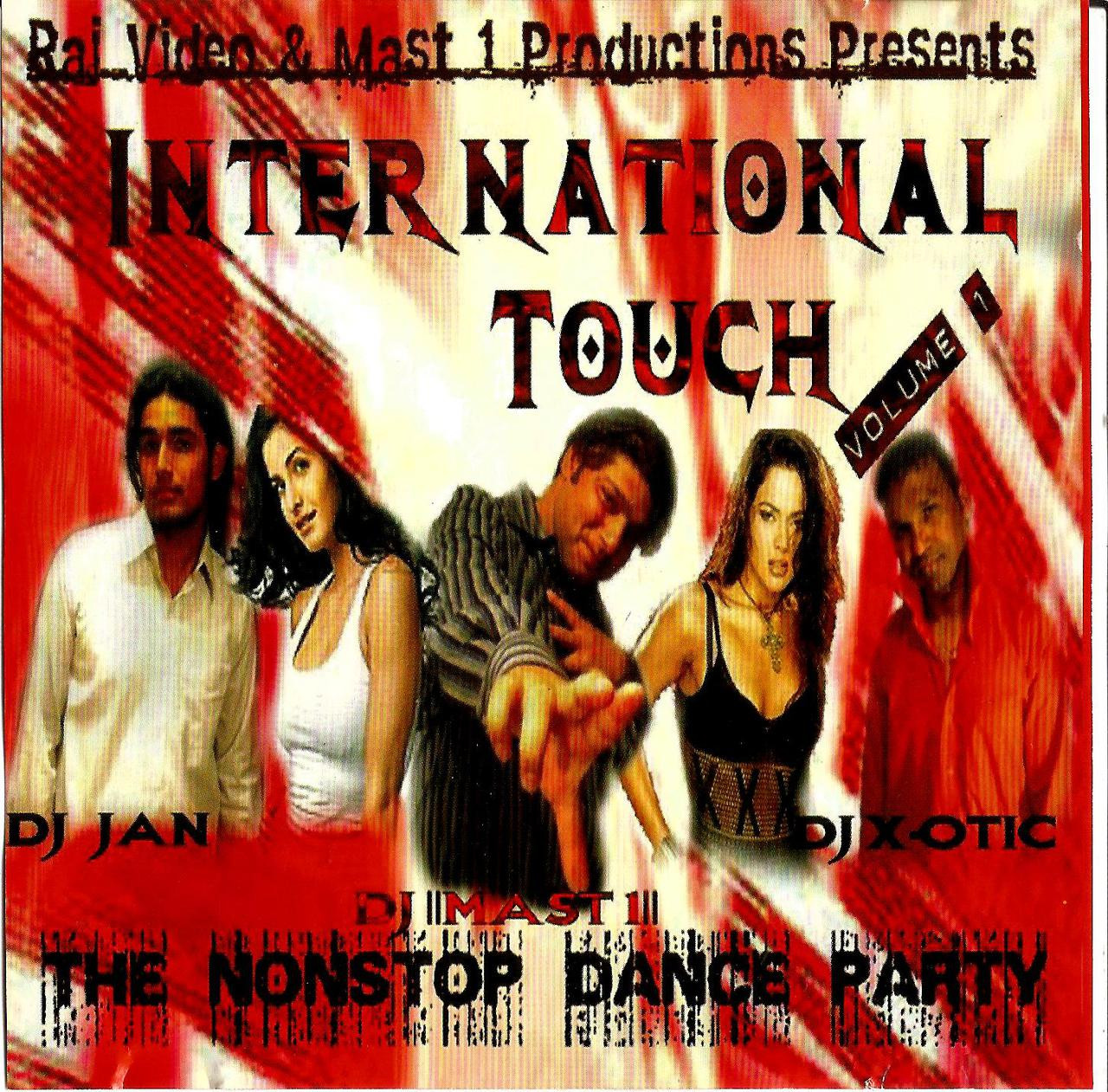 International Touch DJ Jan -The Nonstop Dance Party